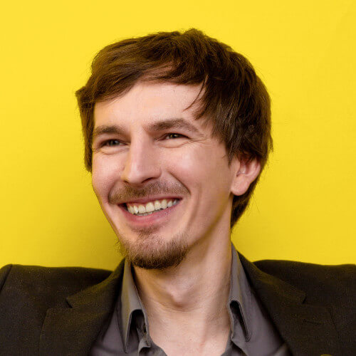 Jan Richter, Creative Director & CEO at Stupid And Simple